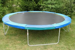 Things about messing around with trampolines